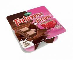 Sütaş Tatlım Çikolatalı-Çilekli 4×70 gr