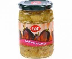 Tat Közlenmiş Patlıcan Cam 520 gr
