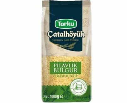 Torku Çatalhöyük Pilavlık Bulgur 1000 gr