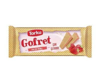 Torku Gofret Çilekli 142 gr