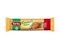 Torku Kremalı Bisküvi Fındıklı 76 gr