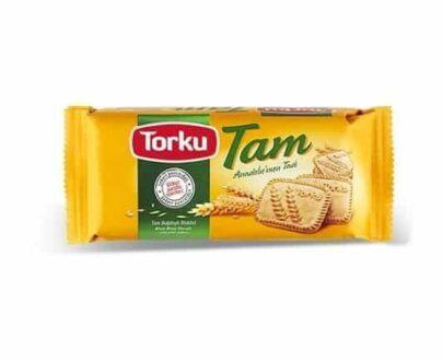 Torku Tam Buğdaylı Bisküvi 131 gr