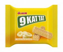 Ülker 9 Kat Tat Muzlu Gofret 39 g