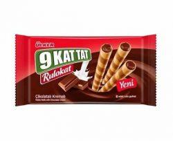 Ülker 9 Kat Tat Rulo Kat Çikolata Kremalı 42 gr