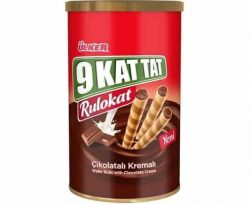 Ülker 9 Kat Tat Rulo Kat Çikolatalı 170 gr