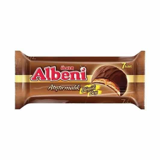 Ülker Albeni Atıştırmalık 170 gr