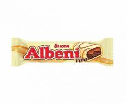 Ülker Albeni Viva Beyaz Çikolata Kaplamalı Bar 36gr