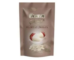 Ülker Beyaz Pul Çikolata 120 gr