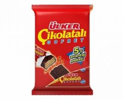 Ülker Çikolatalı Gofret 5'li 180 gr