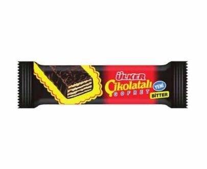 ulker cikolatali gofret bitter 36 gr 5800