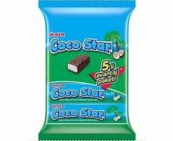 Ülker Coco Star 5'li 125 gr