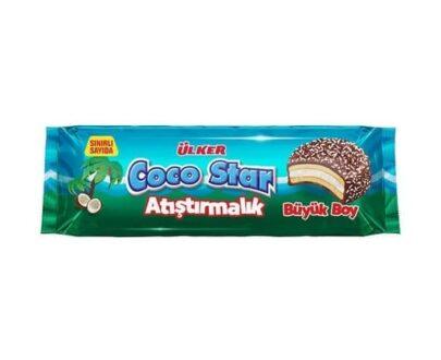 Ulker Coco Star Atistirmalik 154gr