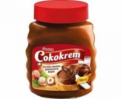 ULKER COKOKREM 650GR CAM