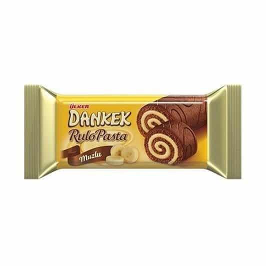Ülker Dankek Rulo Pasta Muzlu 235 gr