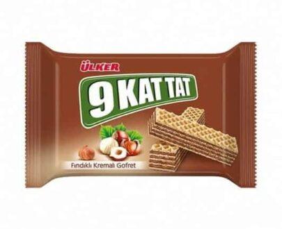 Ülker Fındıklı 9 Kat Tat 39 gr