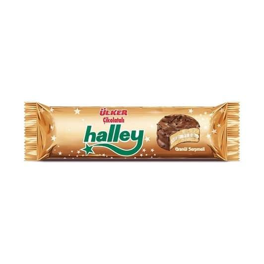 Ulker Halley 66gr Mini Granullu