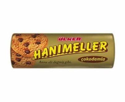 Ülker Hanımeller Çokodamla Rulo 82 gr