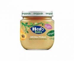 Ülker Hero Baby Kayısı Muz Organik 120 gr