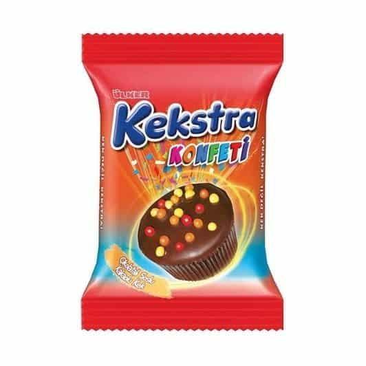 Ülker Kekstra Kakaolu Muffin Kek 38 gr