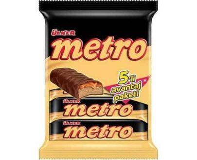 Ülker Metro 5'li 180 gr