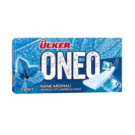 Ülker Oneo Slims Nane ferahlığı 14 gr