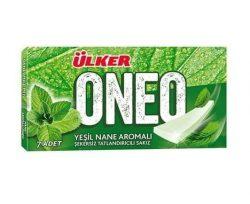 Ülker Oneo Slims Yeşil Nane 14 gr