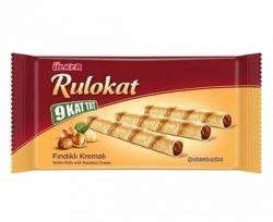 Ülker Rulo Kat Fındıklı Gofret 48 gr