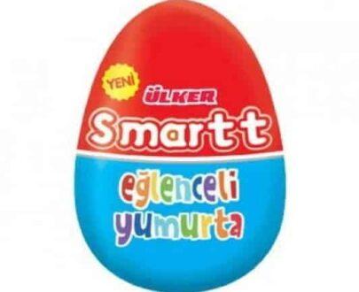 Ülker Smartt Yumurta Çikolata 20 gr