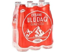 Uludağ Efsane Gazoz 6×250 ml