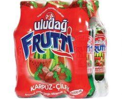 Uludağ Frutti Karpuzlu Maden Suyu 6×200 ml