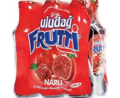 uludag frutti narli maden suyu 6x200 ml b0b1