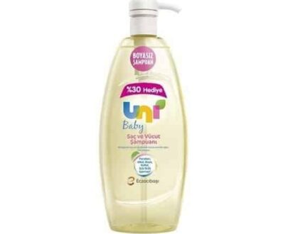 uni baby sampuan 900 ml 2822