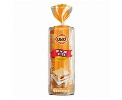 Uno Büyük Tost Ekmeği 670 gr