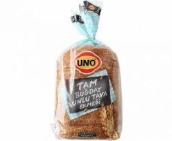Uno Tam Buğday Unlu Tava Ekmeği 520 gr