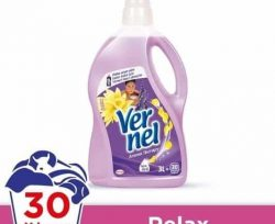 Vernel Aroma Therapy Relax 3 lt