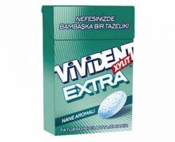 Vivident Box Draje Extra Nane 21 gr