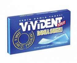 Vivident Şerit Damla Sakızlı 26 gr
