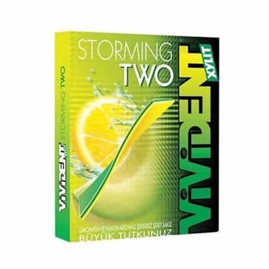 Vivident Storming Two Limon Kavun