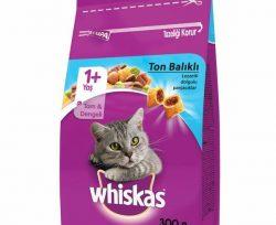 Whiskas Balıklı Kuru Kedi Maması 300 g