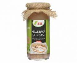 Zel Sıvı Çorba Kelle Paça 480 ml