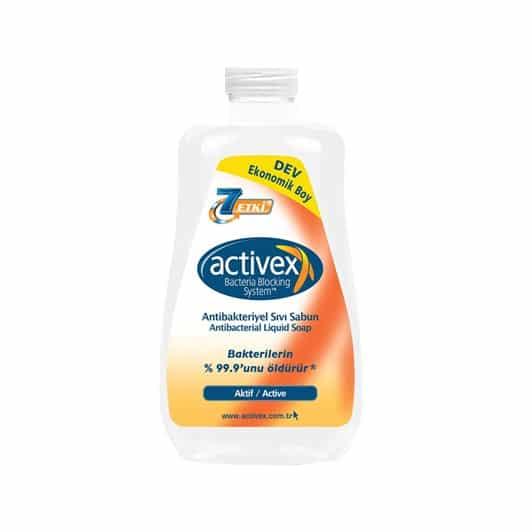 Activex Sıvı Sabun Aktif Koruma 1800 ml