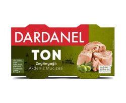 Dardanel Ton Zeytinyağlı 2×150 gr