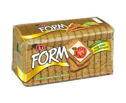 Eti Form Kızarmış Kepekli Ekmek 138 gr