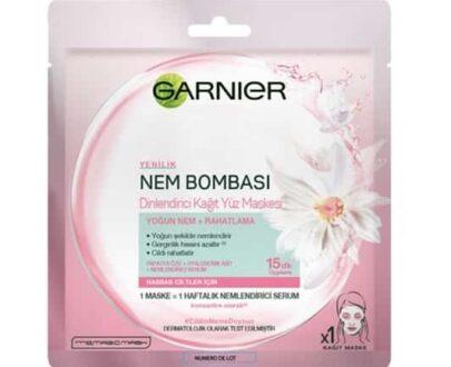 Garnier Yüz Maskesi Dinlendirici 32 gr