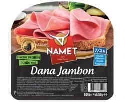 Namet Dana Dilimli Jambon 50 gr