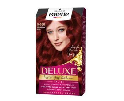 Palette Deluxe 6.888 Sonbahar Kızılı