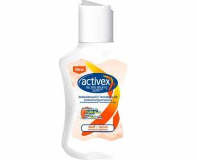 activex antibakteriyel el temizleme jeli 5445