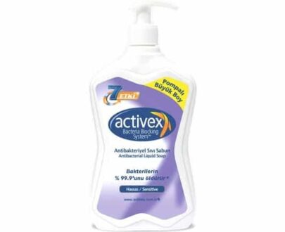 activex sivi sabun hassas ml dc