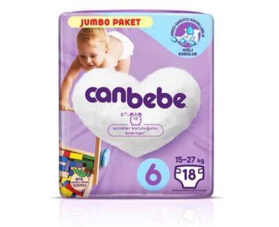 canbebe jumbo ekstra large 18 li 5596