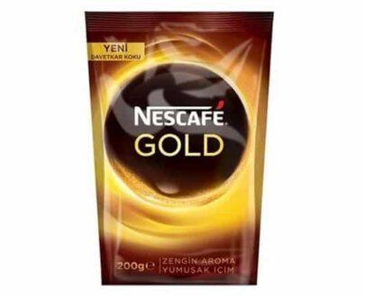 nescafe gold eko paket 200 gr 4e58